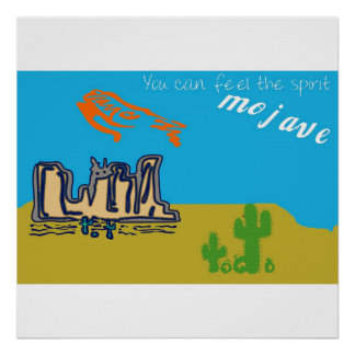 Poster del Mojave