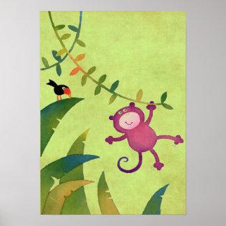 Poster del mono