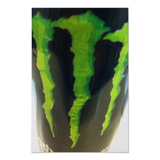 Poster del monstruo