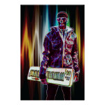 poster del músico del teclado A PARTIR del 8,99