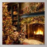 poster del navidad