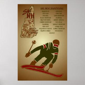 Poster del NH del esquí