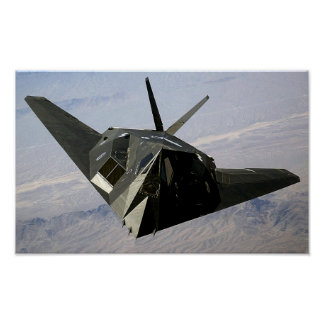 Poster del Nighthawk F-117