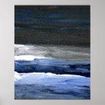 Poster del océano de CricketDiane - brisas de mar