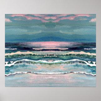Poster del océano de CricketDiane - el océano 3 de