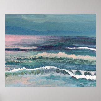 Poster del océano de CricketDiane - el océano del