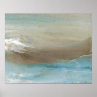 Poster del océano de CricketDiane - paraíso de Tid