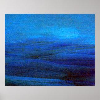 Poster del océano de CricketDiane - sueños
