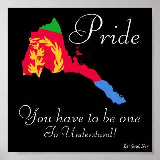 poster del orgullo del eritrean