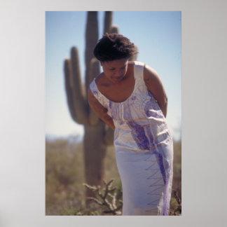 poster del osun del saguaro póster
