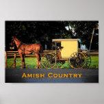 Poster del país de Amish