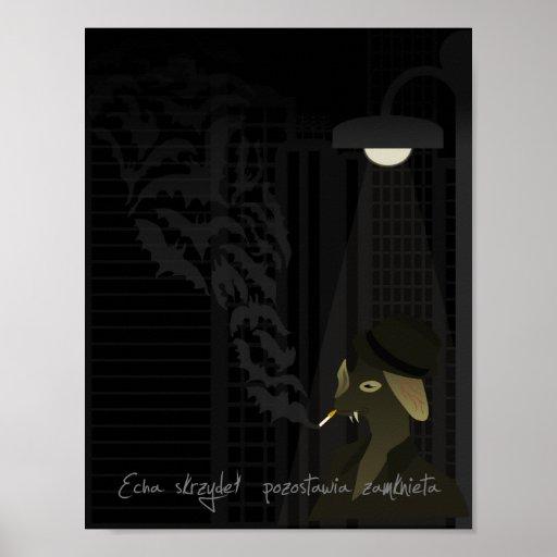 Poster del palo