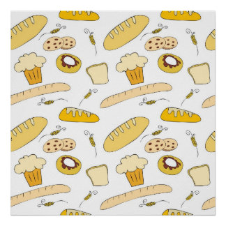 Poster del pan