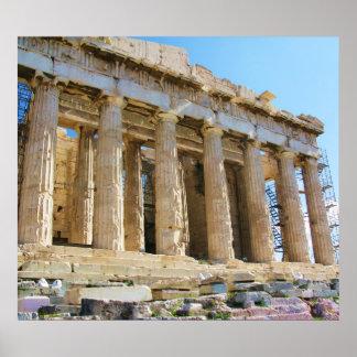 Poster del Parthenon