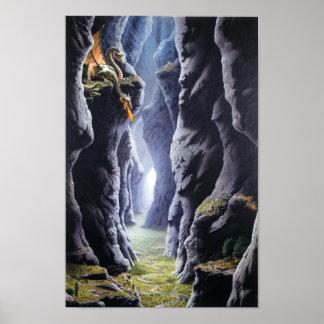 Poster del paso del dragón