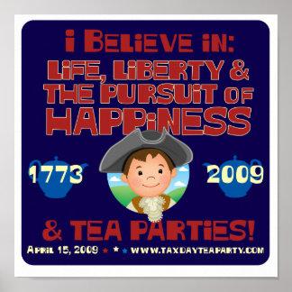 Poster del patriota de Lil