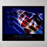 Poster del patriotismo