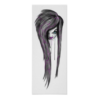 poster del pelo-estilo
