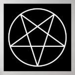 Poster del Pentagram Póster