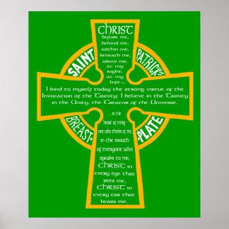 Poster del peto de St Patrick