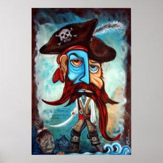 Poster del pirata