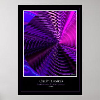 Poster del platillo (Cerise)