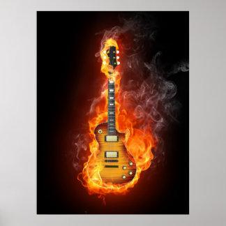 """""""Poster del poder de la música"""" Póster"""