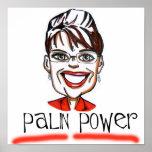 Poster del poder de Palin