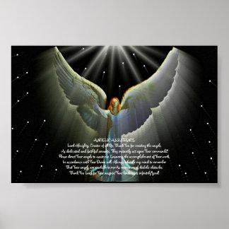 Poster del poder del ángel