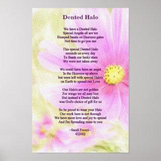 Poster del poema del superviviente de la neurociru