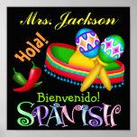 Poster del profesor/muestra españoles - SRF