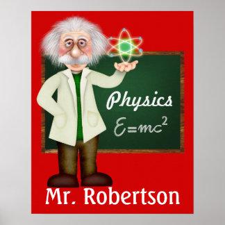 Poster del profesor - SRF Póster