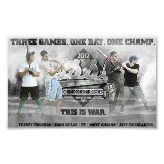 Poster del promo de 2012 ISSLCS Impresiones Fotográficas