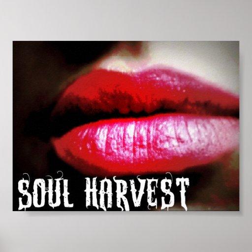 Poster del promo de la boca de la cosecha del alma