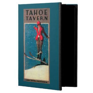 Poster del promo de la taberna de Tahoe