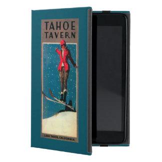 Poster del promo de la taberna de Tahoe iPad Mini Carcasa
