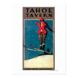 Poster del promo de la taberna de Tahoe Tarjetas Postales