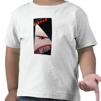 Poster del promo del monoplano de Farman 300 de Camisetas