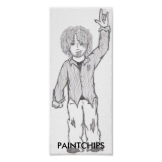 Poster del Punk-Hippie