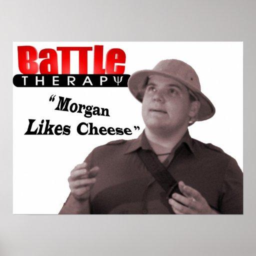 Poster del queso