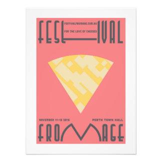 """Poster del queso del """"parmesano"""" - foto mínima fotografía"""