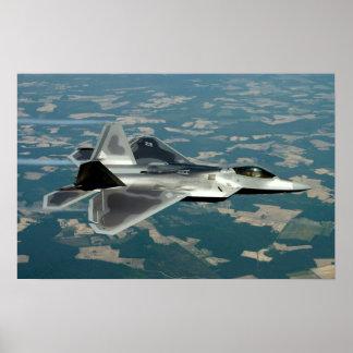 Poster del rapaz F-22