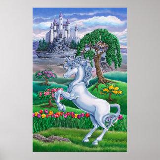 Poster del reino del unicornio