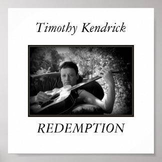 Poster del RESCATE de Timothy Kendrick