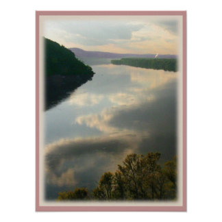 Poster del río Susquehanna