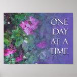 Poster del rododendro de ODAT