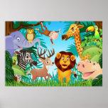 Poster del safari