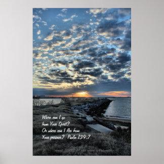 Poster del salmo 139