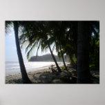 Poster del Samara de Costa Rica Playa