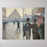 Poster del siglo XIX de París CC0120